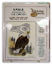 Sue Coleman EAGLE Counted Cross Stitch Chart