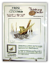 Sue Coleman FROG Counted Cross Stitch Chart
