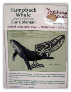 Sue Coleman HUMPBACK WHALE Counted Cross Stitch