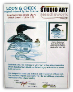 Sue Coleman LOON & CHICK Counted Cross Stitch Chart