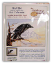 Sue Coleman RAVEN Counted Cross Stitch Chart